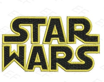 Machine Embroidery design - Star Wars Embroidery design - instant download digital file