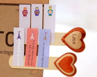 Paris Sticky Notes brand Pages