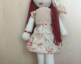 Doll Amugurumi Doll Anouk