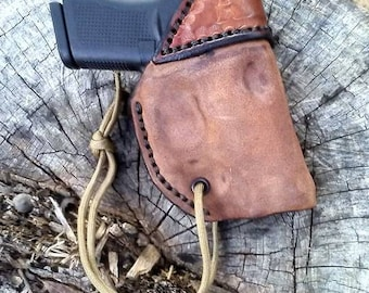 Purse Holster with lanyard
