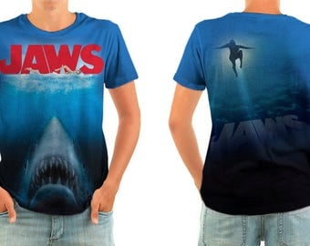 Jaws T-shirt All sizes