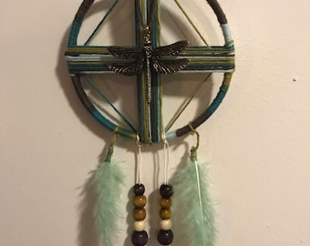 Dragonfly // Dream Catcher // Wall Display // Bedroom