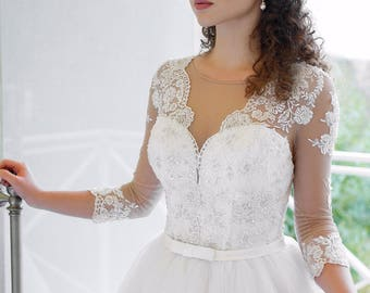 "Wedding Dress ""Marsia"""