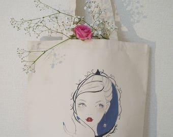 Tote bag-in the mirror of my [Jojo Yan]