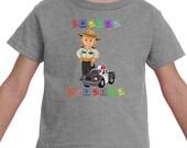 Sheriff Shirt, Birthday S...