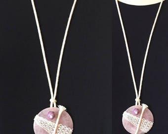 "Necklace ""Rosae"""