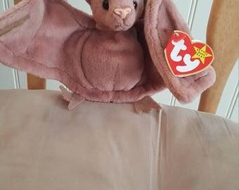 batty rare TY beanie baby