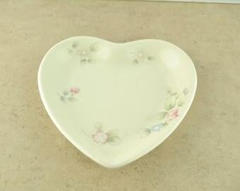 Heart Shaped Pfaltzgraff Dish