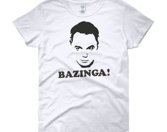 Women's Big Bang theory Shirt