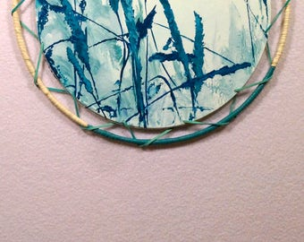 Meadow Grasses Dreamcatcher