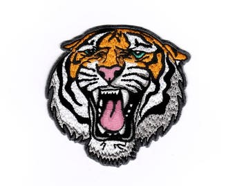 Iron on Sew on Embroidered Badge Applique Motif Patch