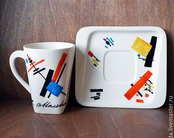 Suprematism of Malevich