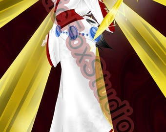 Goddess Amaterasu (Human Form)