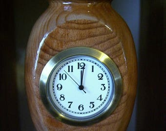 Tower Desk Clock