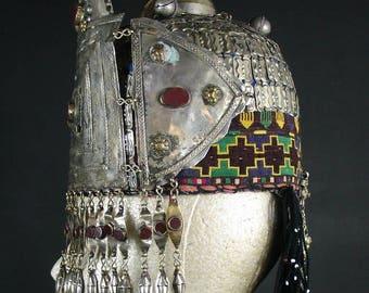 Turkmen Wedding Crown