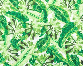 Tropical Leaves Shift Boot