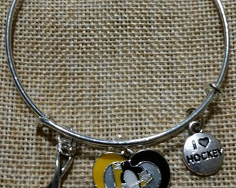 Pittsburgh Penguins Bangle Bracelet