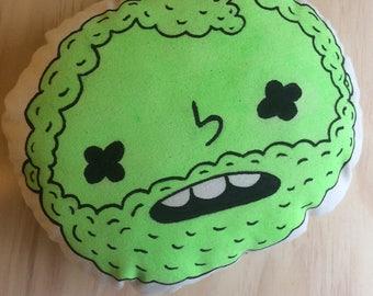 Dead Guy - Handmade Pillow