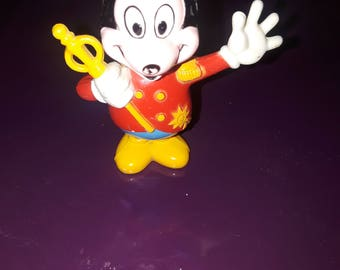 Vintage Micky Mouse Marching Band Toy
