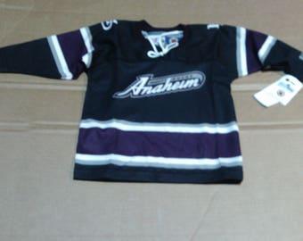 Anaheim Mighty Ducks Jersey - Toddler One Size
