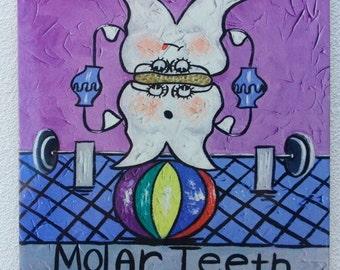 Molar Tooth!