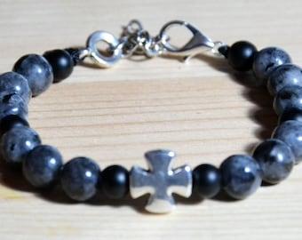 Hand made men's bracelet gift for occasions