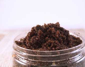 Sugar Scrub, Coffee Scrub, Body Scrub, Spa Gift, Mother's Day, Foot Scrub, Gift for Her, Exfoliating, Moisturizing