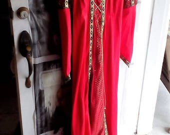 Renaissance Dress Womens Size Medium