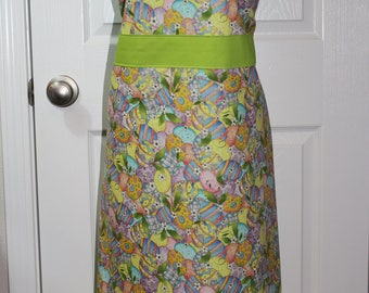 Adult Women's Easter apron