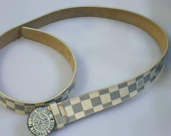 Louis Vuitton - belt - Vintage
