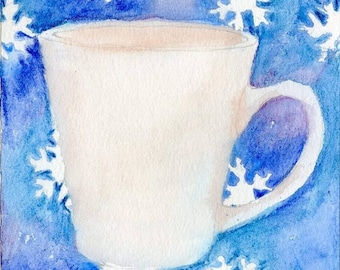 Sharing a Cup with You --