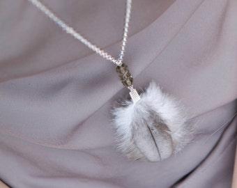 My little chicken -necklace
