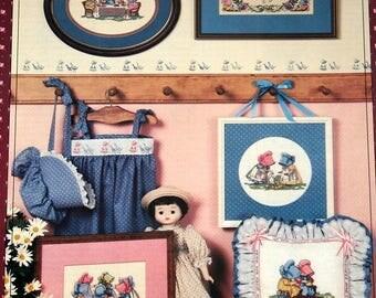 Sunbonnet Babies Cross Stitch by Craftways