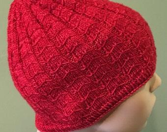 Women's Lightweight Knitted Hat