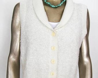 Vintage 1960s Sweater Vest