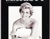 RESERVED FOR CHRISTINE Majesty Magazine 1997 commemorative issue, Diana, Princess of Wales