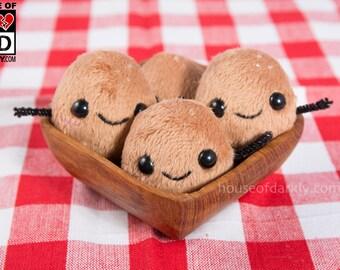 Beer Nut plush cute honey roasted nuts