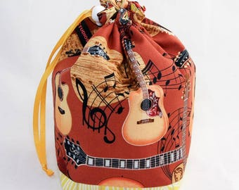 Midi Project Bag - Guitars