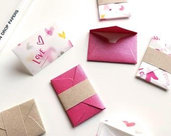Tiny Love Notes Variety Pack - XOXO