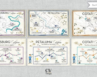 The Map Chick Matching Custom Real Estate Maps 3 of 12 Maps - Listing for Kari
