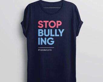 Stop Bullying Shirt, kindness shirt, anti bullying tshirt, kindness tshirt, bullying tees, kindness matters, gay lgbt shirt, bully t shirt