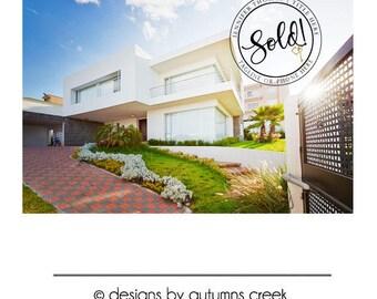 real estate logo sold logo design home logo realty Logo key logo House Photography logos Realty Logo real estate logo sold logo