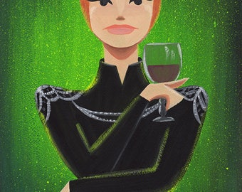 Cersei Lannister Giclee Art Print