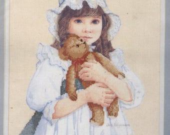 "Christina ""Colorart"" No-Counted Cross-Stitch Kit"