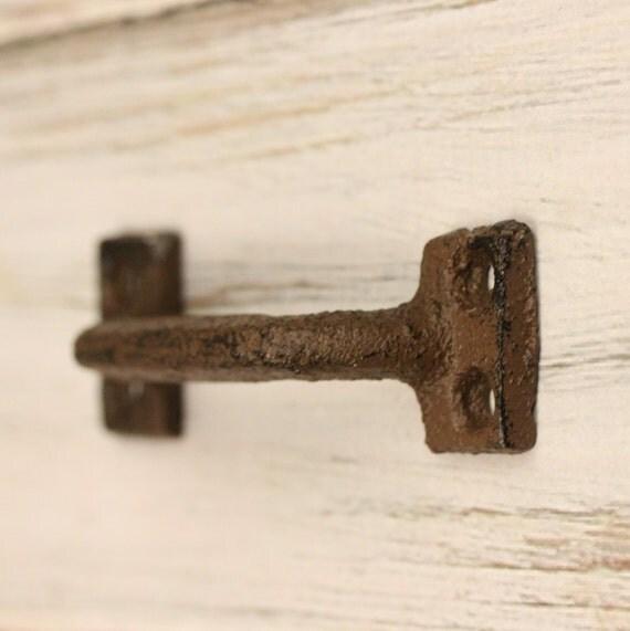 Farmhouse Kitchen Pulls: Wrought Iron Pulls Rustic Cabinet Knobs Farmhouse Style