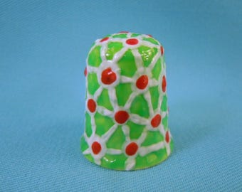 HANDCRAFTED Thimble