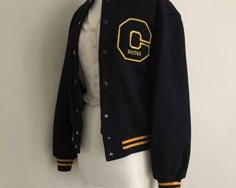 Soccer Varsity Jacket