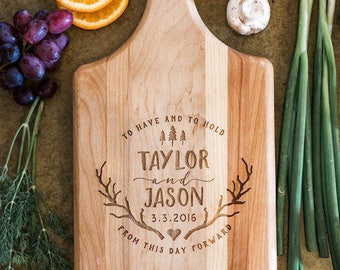 Christmas Wedding Gift Gifts Rustic For The Couple
