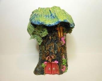 Fairy Garden House-OOAK-Fairy house