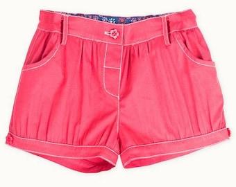 Fun Rose Toddler Shorts